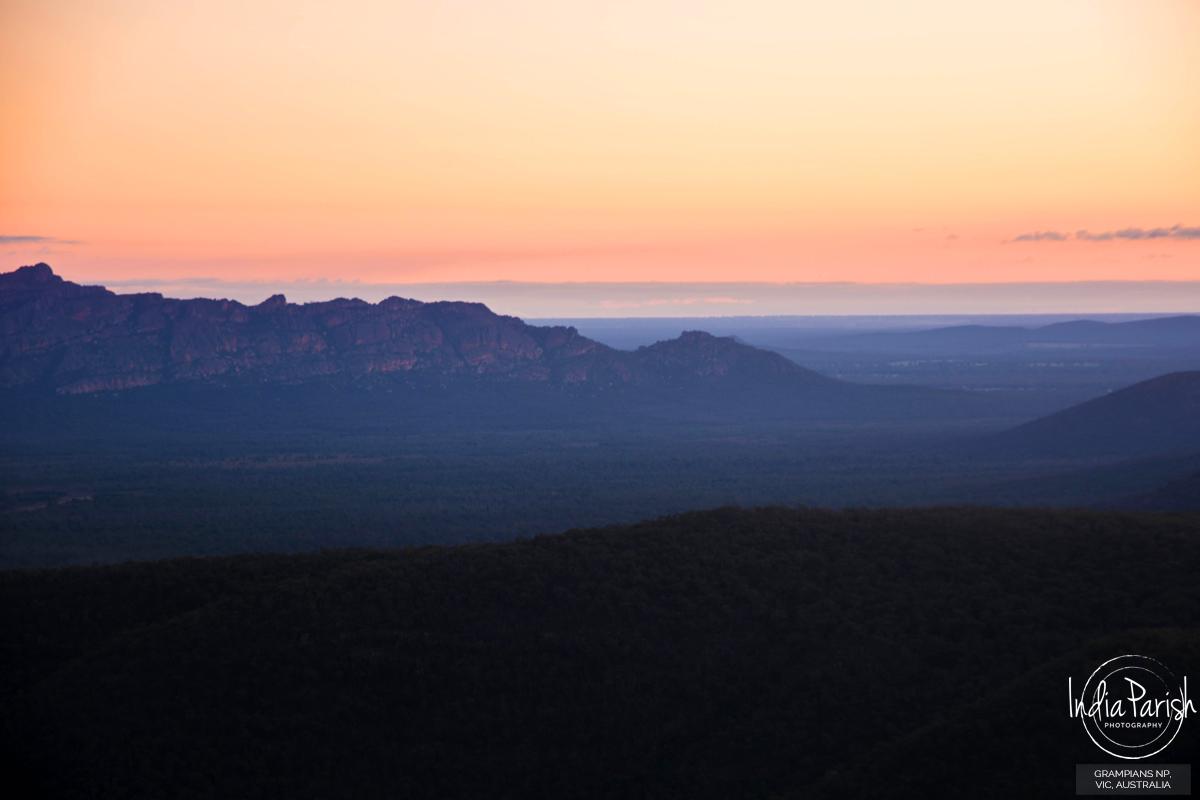 THE GRAMPIANS, VIC, AUSTRALIA