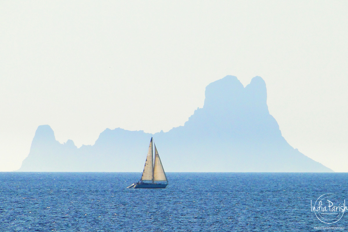 SOMEWHERE IN THE MEDITERRANEAN SEA